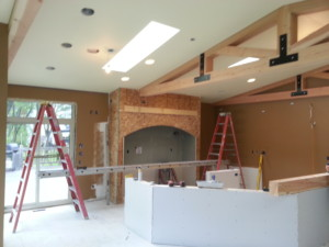 Kitchen Remodel In Progress Avery Enterprises